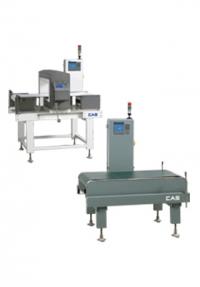 Чеквейеры CAS CW353-383 и системы динамического взвешивания CAS CMW353-373