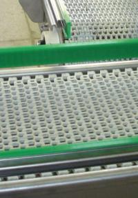 Конвейер из модульной ленты